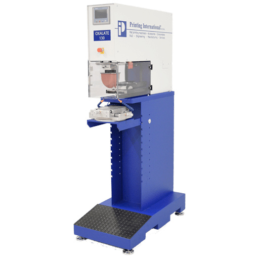 Oxalate Tampondruckmaschine