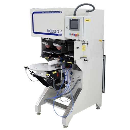 Modulo Tampondruckmaschinen