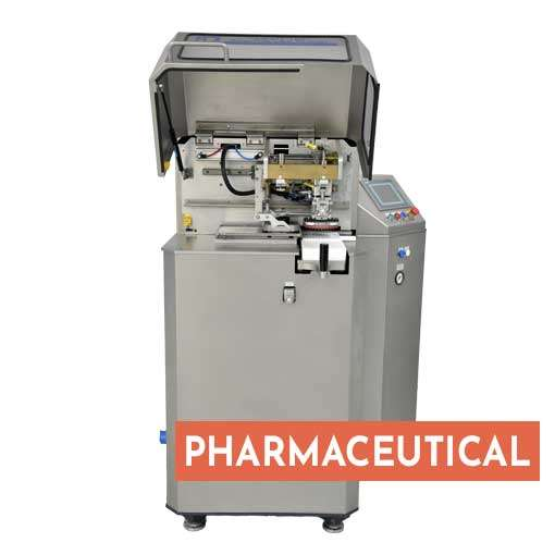 Agate Labo open pharmaceutical pad printing