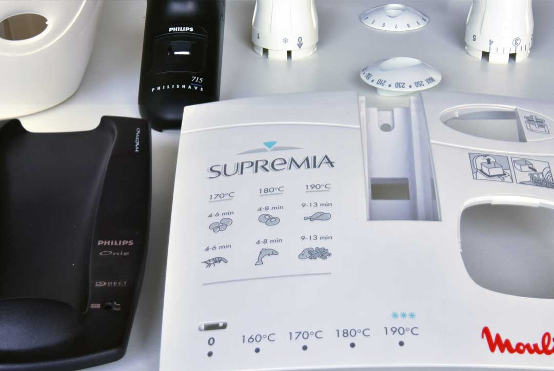 Haushaltsgeräte Tampondruck