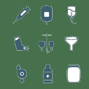 Medizintechnische Produkte