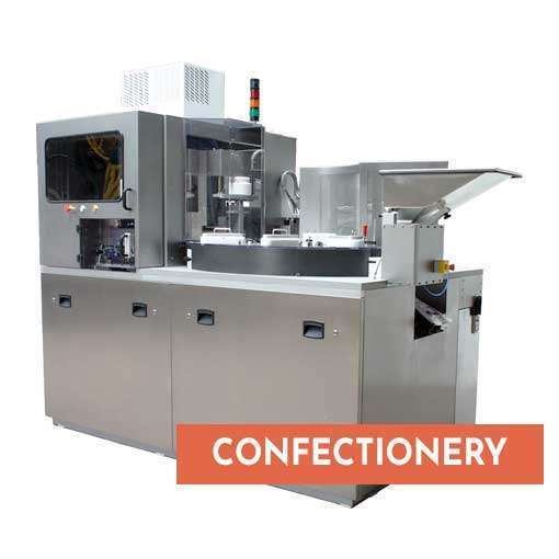 Zaherite DCL XL Side Confectionery pad printing